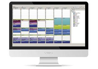VSN CREATV: Software de planificación y gestión de TV
