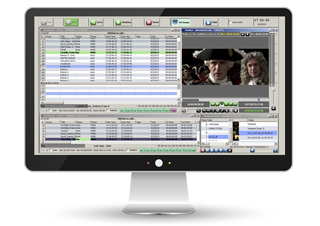 Reliable & modular INGEST, INTEGRATED PLAYOUT and GRAPHICS system for TV broadcasting