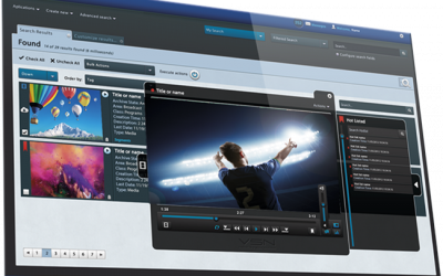 The Catalonian Local Audiovisual Network chooses VSN's technology
