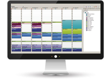 Broadcast Scheduling software for TV planning and programming