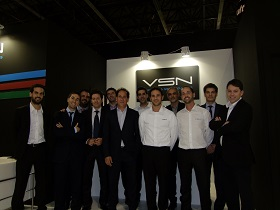 VSN celebrates its 25th Anniversary with a consolidated growth
