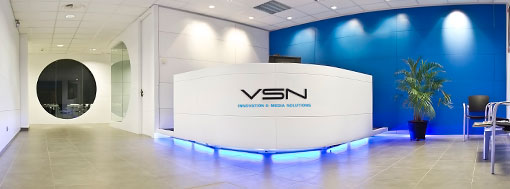 VSN offices at Barcelona