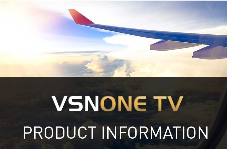 Integrated Playout: VSNONE TV Product Information