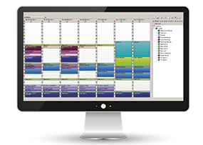Broadcast scheduling software for the M&E industry
