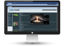 VSNEXPLORER gets totally integrated with Facebook, YouTube and Twitter