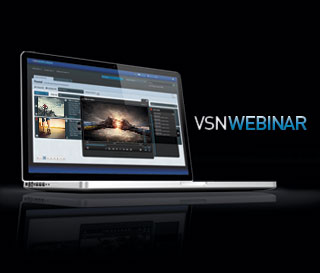 VSN's new Webinar focuses on advanced management and planning for a TV channel