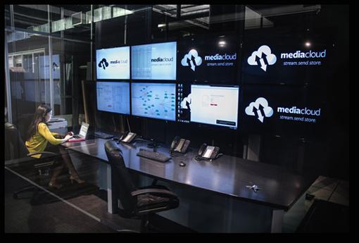 MediaCloud VSNEXPLORER MAM