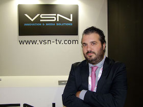 VSN appoints Roberto Duif as Sales Director for Latin America