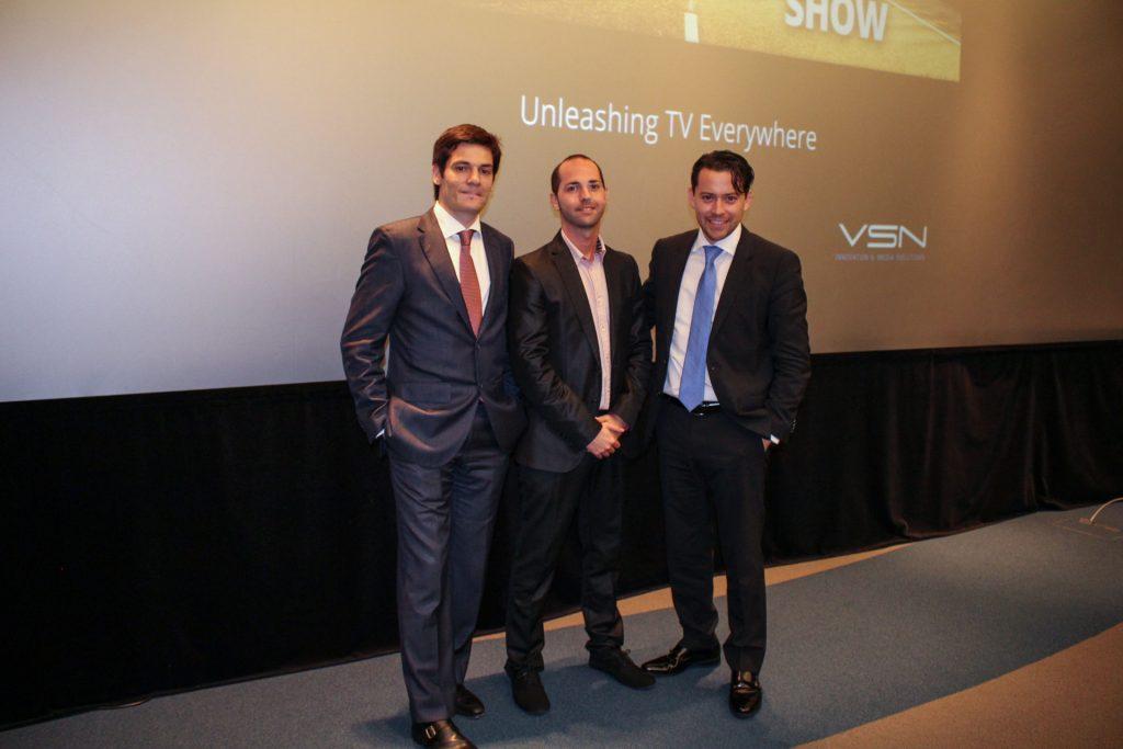 VSN Roadshow - APAC 2015
