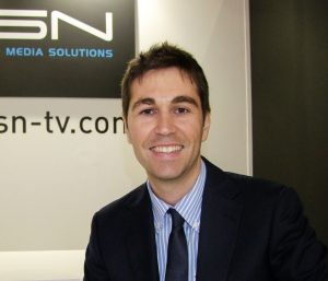 Roberto Pascual Fonte: VSN's Sales Director for Europe & Africa