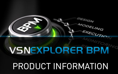 VSNEXPLORER BPM Product Information, Broadcast Workflow Management system for business process optimization