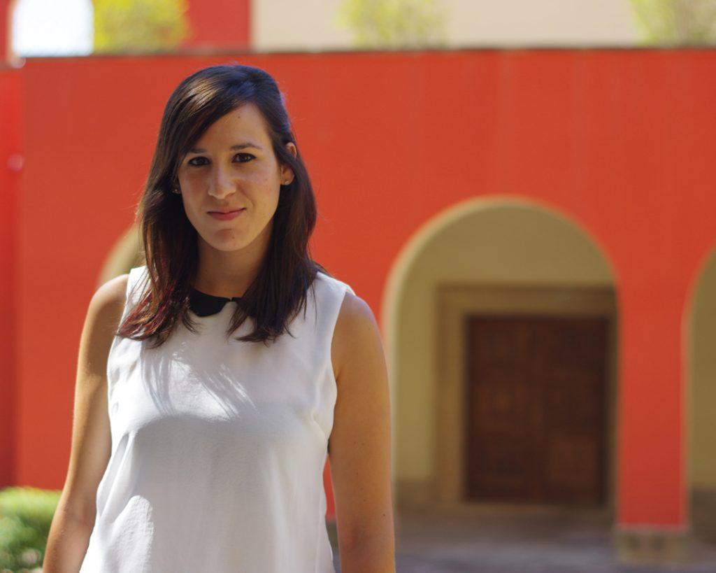 Sandra Garcia - VSN's Brand Manager