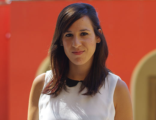 """Sandra García, Brand Manager: """"VSN is much more than just technology"""""""