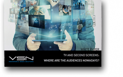VSN launches a new White Paper on Second Screens and WebTV