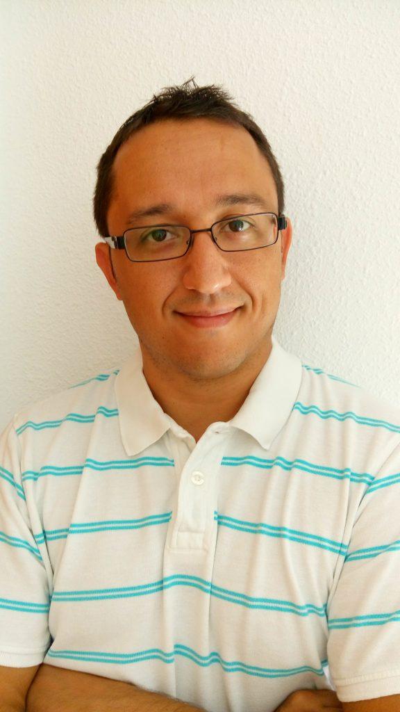 Raúl Marín, Ingeniero de Software