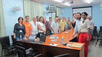 VSN presents in Cuba a conference on audiovisual archive management