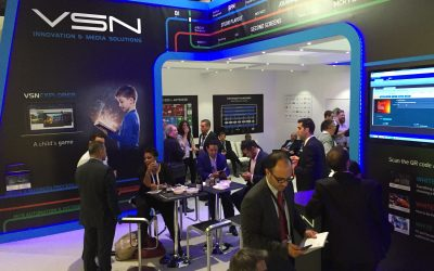 VSN consolidates its international expansion with a successful IBC 2015