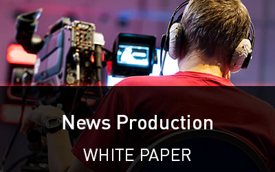 How to be the first to get the news out? Download here the White Paper