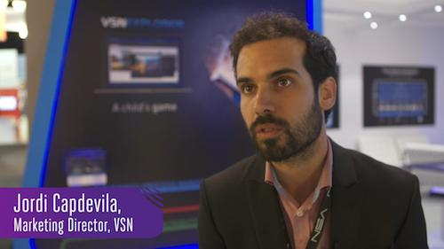 """Jordi Capdevila, Director de Marketing de VSN: """"Queremos que nuestros clientes crezcan y expandan su negocio con nosotros»"""