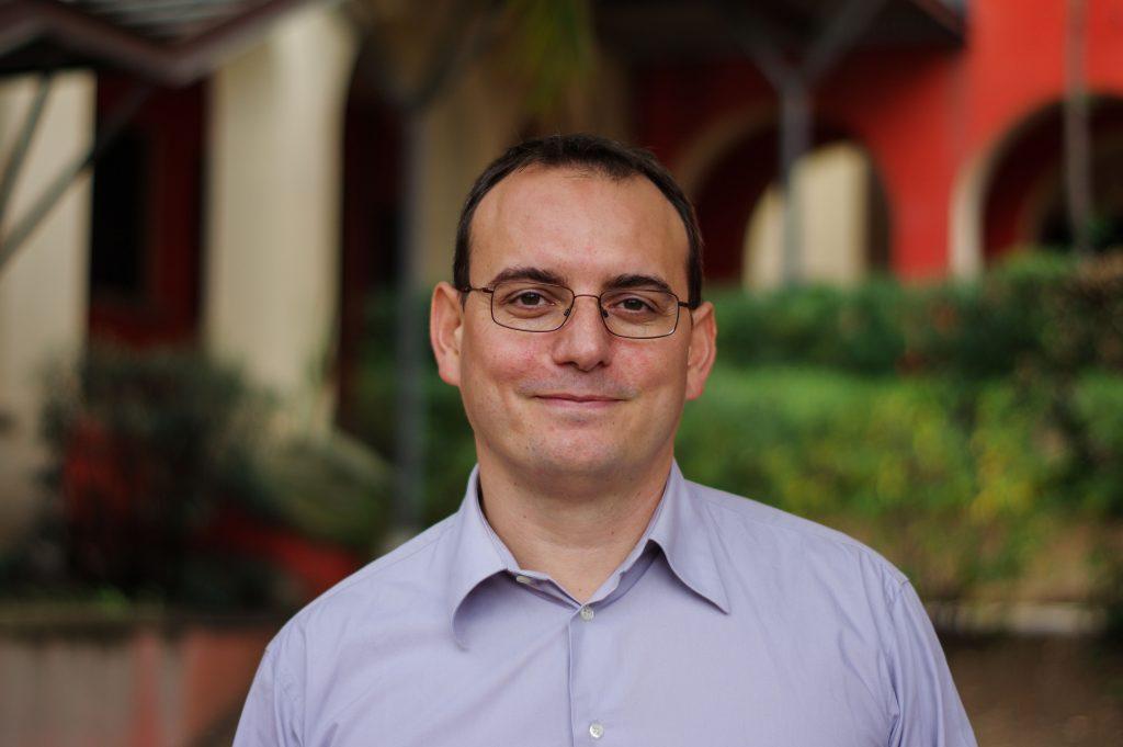 César García es el Project Engineer encargado del proyecto de La Xarxa