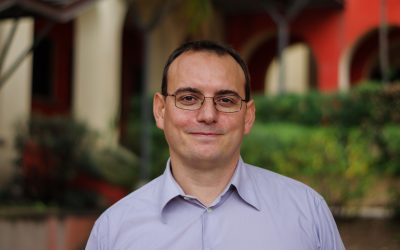 """César García, Project Engineer: """"We are developing a new platform for content exchange and transferring for La Xarxa"""""""