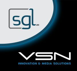 SGL and VSN's partnership will be demonstrated at IBC 2016