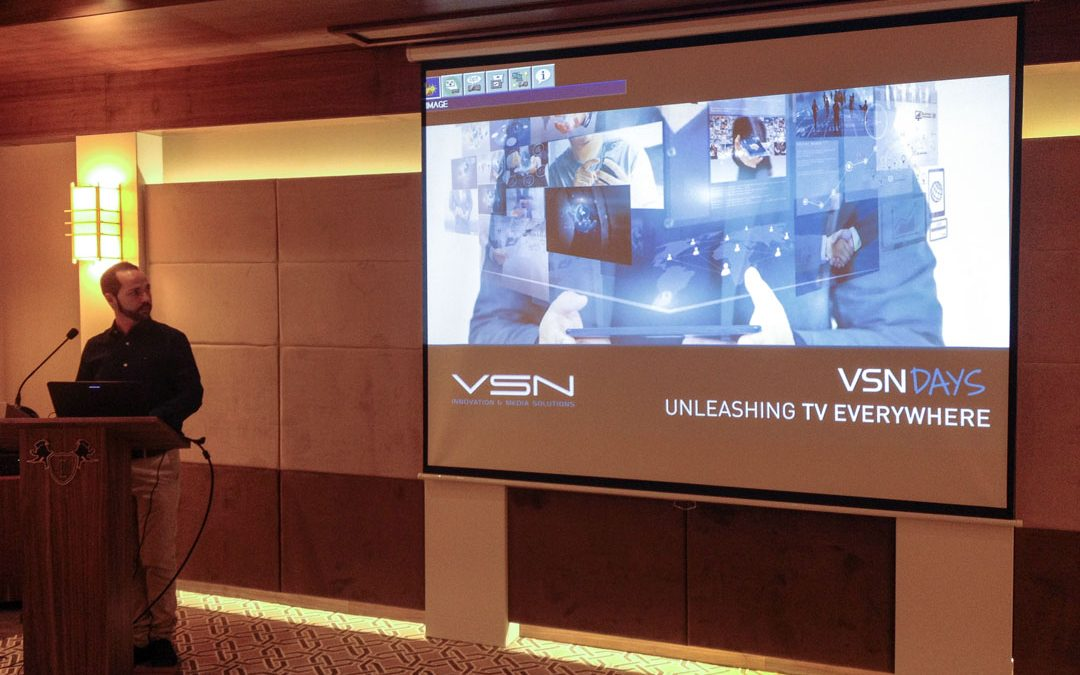 VSN brings its advanced solutions to Turkey with a complete event in Istanbul