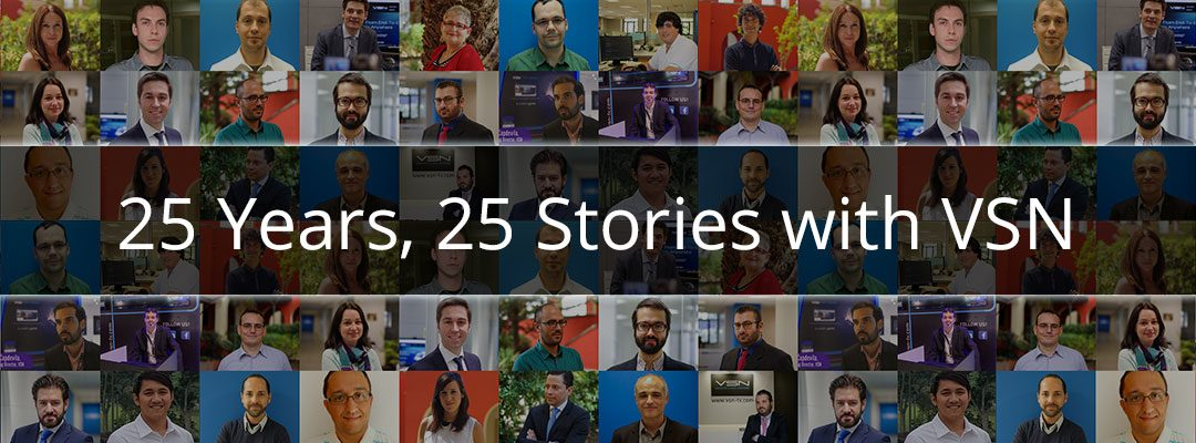 """VSN presents """"25 Years, 25 Stories"""" to commemorate its 25th Anniversary in the sector"""