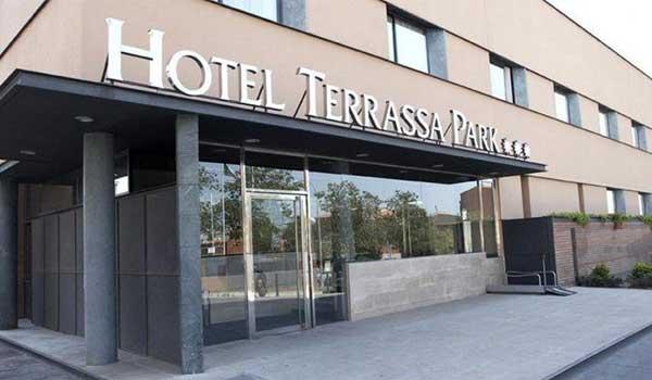 Hotel Terrassa Park ***