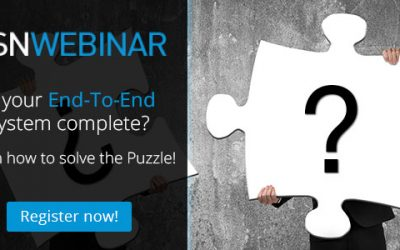 VSN organizes a complete End-to-End Webinar