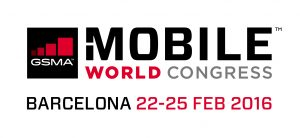 Mobile World Congress logo - MWC 2016