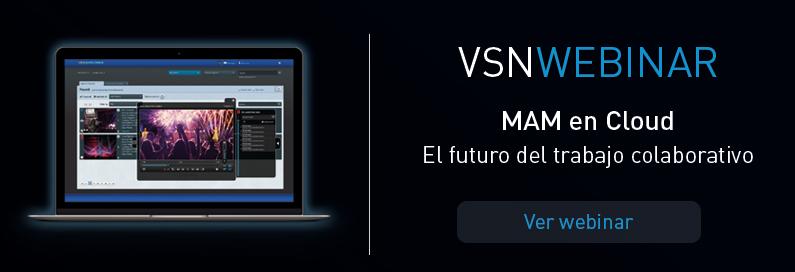Visualizar webinar de MAM en Cloud: el futuro del trabajo colaborativo.