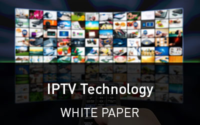 VSN launches a new White Paper about IPTV technology
