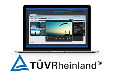 VSN, awarded with the UNE166002 certification for advanced R&D software development