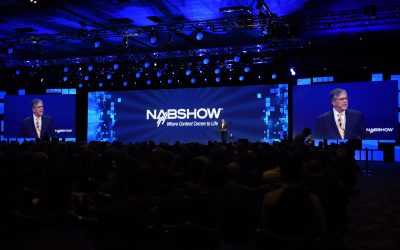 NAB Show 2016, or how avant garde technology will change storytelling and traditional business models
