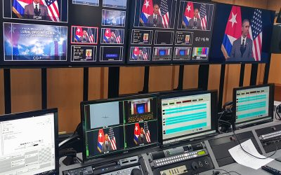 Cuba's public broadcaster ICRT successfully covers Obama's visit thanks to VSN