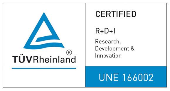 VSN Innovation & Media Solutions Certification UNE:166002