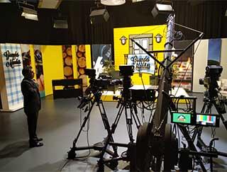 Porto Canal TV Studio
