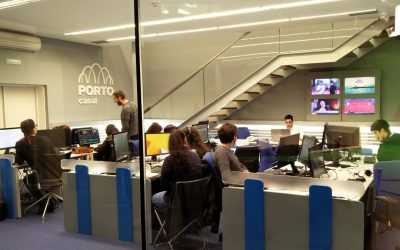 Porto Canal television relies on VSN to rebrand its image and strengthen its presence in Portugal