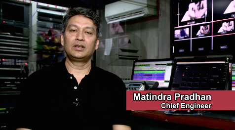 Listen to our Customers: Kantipur TV (Nepal)