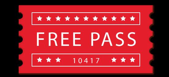 VSN Free pass registration code