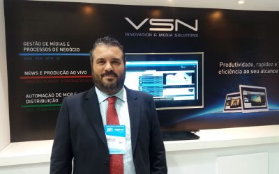 VSN presents its latest innovations to the Brazilian market at the upcoming SET Expo 2016 trade show