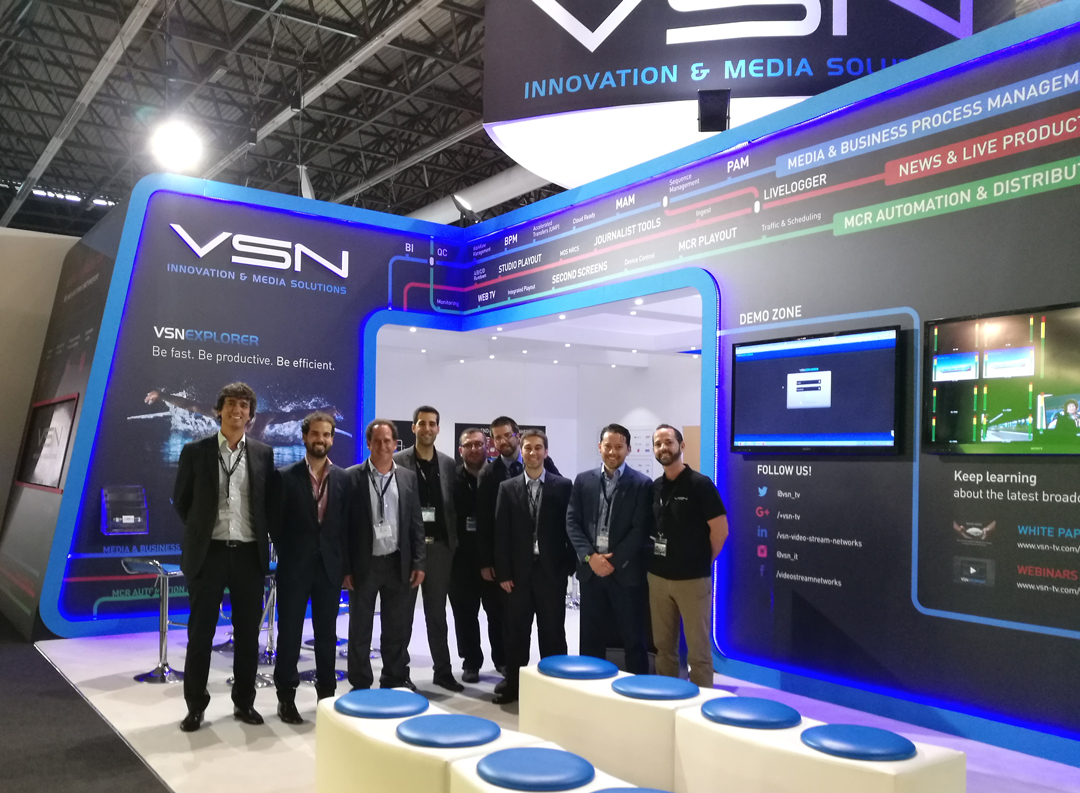 Vsn Closes Ibc 2016 With New International Agreements And