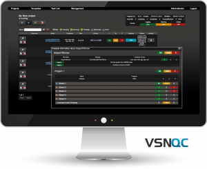 New VSNQC solution for content control will be officially presented at the upcoming IBC 2016 trade show.