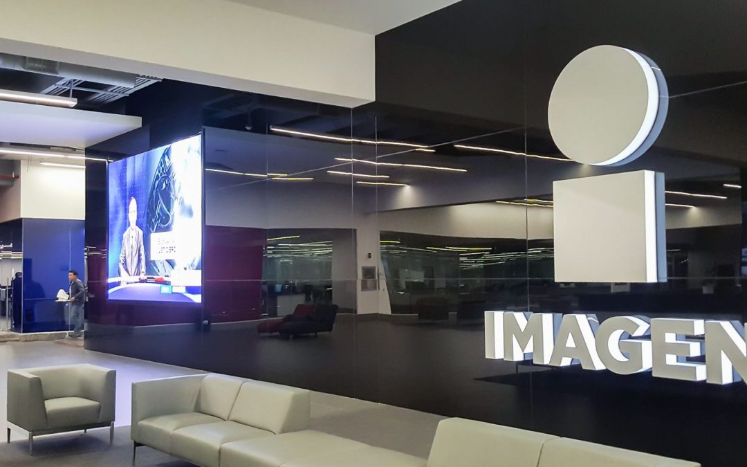 Imagen Television begins broadcasting as the third national channel of Mexico thanks to VSN's MCR systems