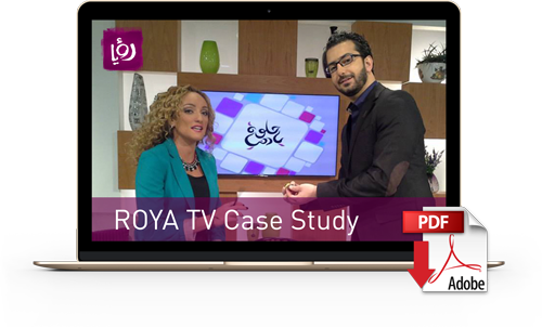 Download Roya TV Case Study