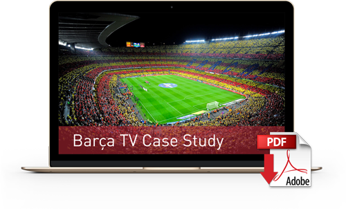 Download Barça TV Case Study: MCR Automation