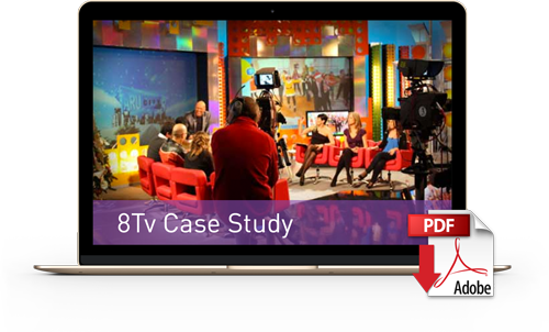 Download 8TV Case Study