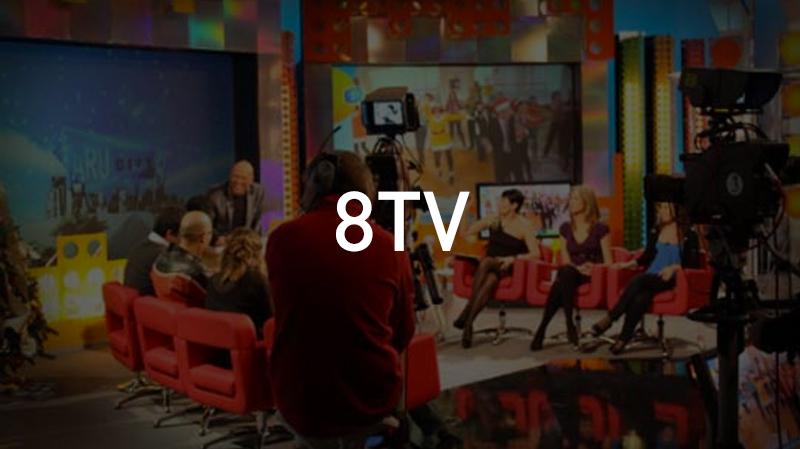 Caso de estudio 8TV