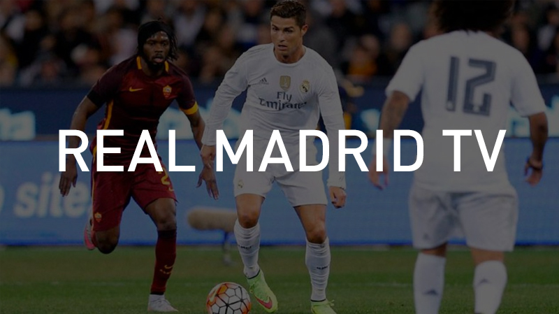 Caso de Estudio de Real Madrid TV